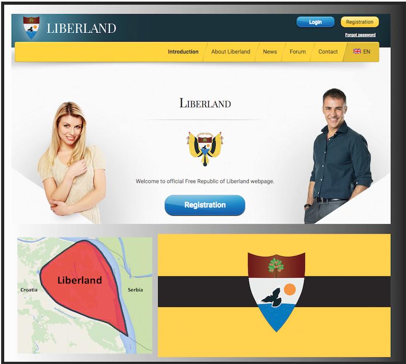 Liberland vatandaşlık başvurusu
