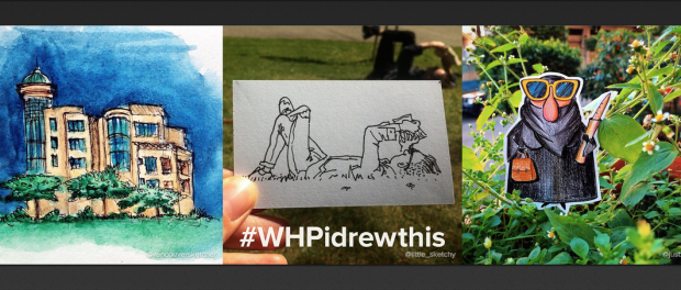 Instagram weekend hashtag project