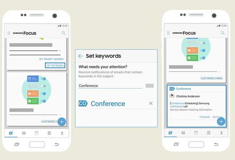 Samsung Focus kullanıcılara sunuldu